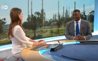 NJ Ayuk Deutsche Welle Interview_ Big Barrels