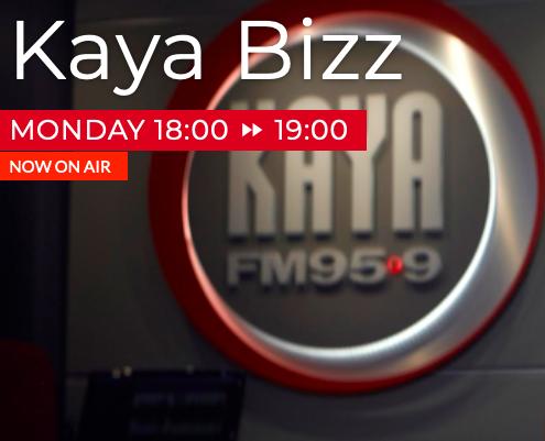 Kaya FM Interview with NJ Ayuk