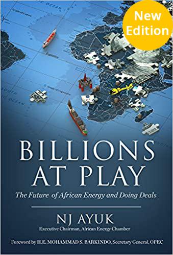 El thriller energético africano se convierte en best-seller del Wall Street Journal y lidera el mercado estadounidense